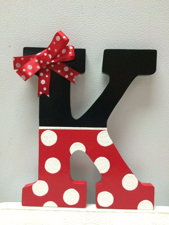 Wooden Letters Upper Case Mdf Free Standing 13cm High 2cm